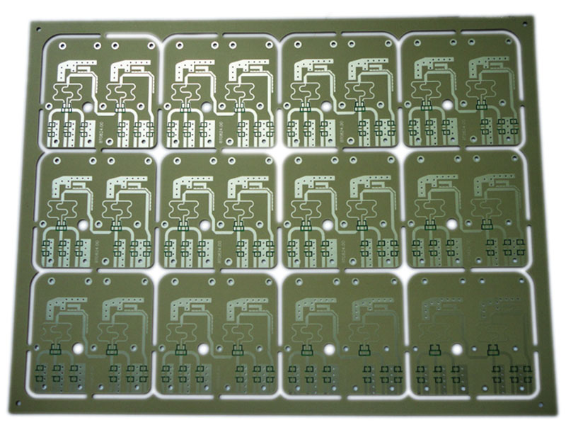 2 layer F4MB PCB