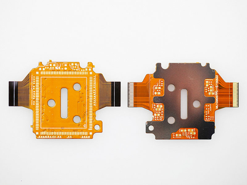 2-layer-flex-pcb-with-stiffner