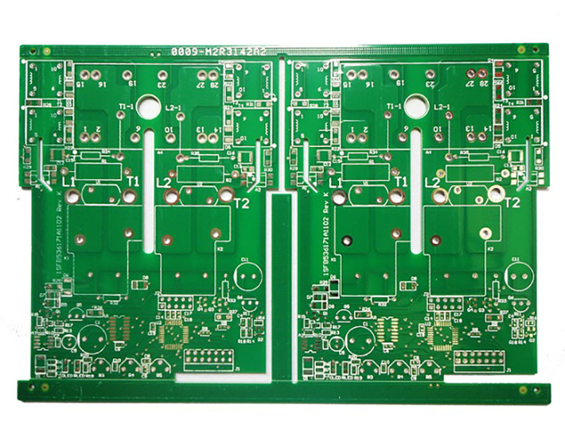 2 layer high copper pcb