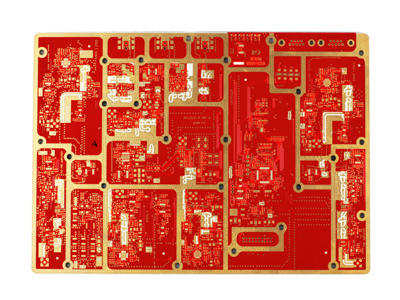 4 layer rogers4003 PCB
