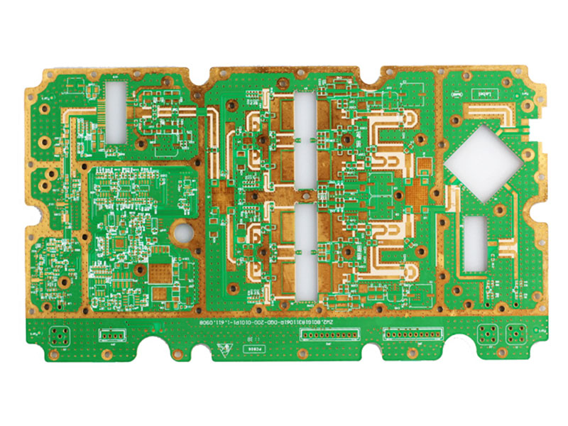6 layer rogers4003 PCB