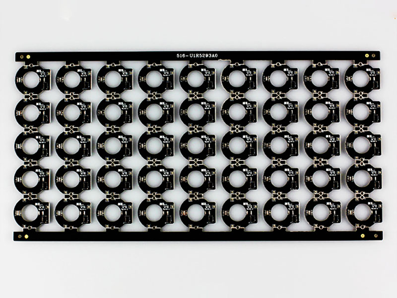 single layer Aluminum PCB (2)